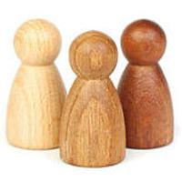 3DIFF Nins® (3 Nins®,3 woods)   17-169