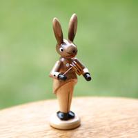 ラトル  /  ウサギの音楽隊