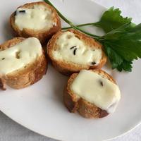 トリュフ入セミハードチーズ