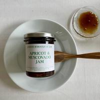 London Borough of Jam アプリコットとマスコバド糖のジャム