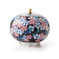 黒彩 桜 -sakura- 香爐