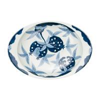 ざくろ −極上のカレー皿【大】−