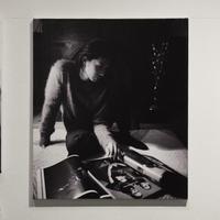 写真展「空白」キャンパスプリント D-9