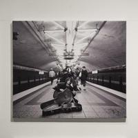 写真展「空白」キャンパスプリント C-11