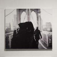 写真展「空白」キャンパスプリント B-7