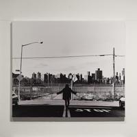 写真展「空白」キャンパスプリント B-3