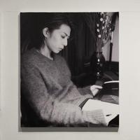 写真展「空白」キャンパスプリント A-1
