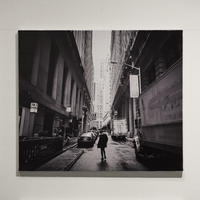 写真展「空白」キャンパスプリント C-8