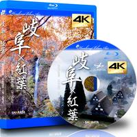 ドローン×4Kカメラ動画・映像【Healing Blue Air ヒーリングブルー・エア】岐阜×紅葉 AUTUMN LEAVES OF GIFU