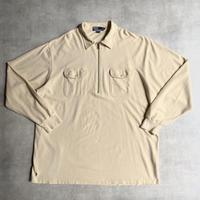 """Polo by Ralph Lauren"" half zip polo shirts"