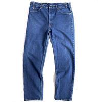 "90's ""Levi's"" 505 denim pants"