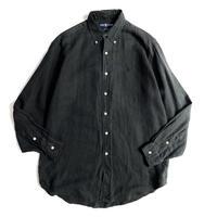"""90's Ralph Lauren """"BLAIRE"""" linen shirts"""