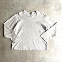 """J.CREW"" v-neck cotton thermal"