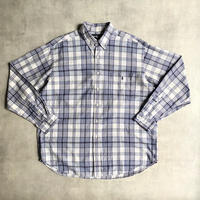 "90's Ralph Lauren ""BLAIRE"" cotton shirts"