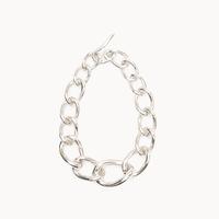 Chunky Chain Bracelet - art. 1802B011010