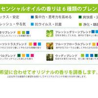 【定期購入】ディフューザー用【エッセンシャルオイル100mL】