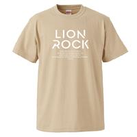横山大輔&和子 LION ROCK ver2 ベージュ