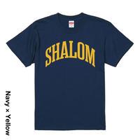 Shalom_Navy_Tee