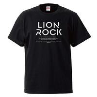 横山大輔&和子 LION ROCK ver2 ブラック