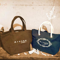 Arouse by afloat 1st Anniversary Canvas Tote Bag - 14.3oz