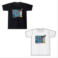 トドメガネ・Tシャツ・アタック25風(ゴリィ)