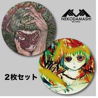 NEKODAMASHI RECORDS / コンピV.A(2枚セット)