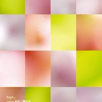 Repli (02 colors 桜色/緑光浴)