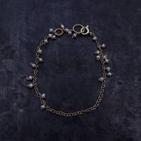 【受注販売】No.74 淡水真珠のブレスレット / hikalino