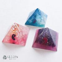 ピラミッドオルゴナイト勾玉 PM12-PM14 nohana