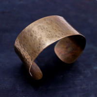 1429 真鍮のバングル / F.yamaneko