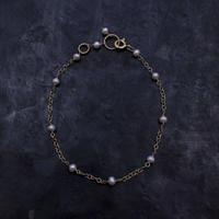 No.75 淡水真珠のブレスレット / hikalino