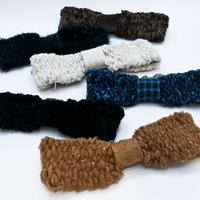 織りのヘアバンド majibon
