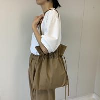 【 artepovera-2021summer52  】タイプライター 巾着トートBAG(S)