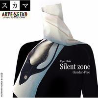 No.18-1 SCA★SCAMA スカマ【Silent Zone】サイレントゾーン 1匹タイプ オリジナルプリント &ハンドメイド 少数販売