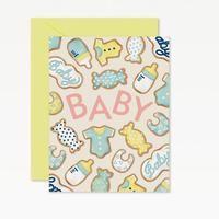 Clap Clap グリーティングカード(出産祝い)③