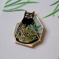 Niaski キャット・テラリウム・ピン(Cat Terrarium)