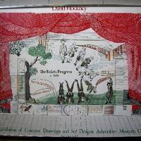 デヴィッド・ホックニー オペラ公演ポスター    大型サイズです。