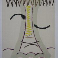:売却済み Man Ray  マン レイのオリジナルリトグラフ  1971年刊行   限定180部  自筆サイン     M6  送料無料