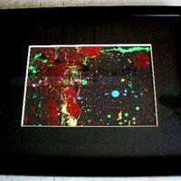現代アート作家・今井アレクサンドルの Oil painting 抽象 3