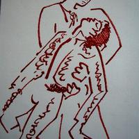 ジャン・コクトーのリトグラフ 2