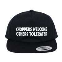 CHOPPERS WELCOME CAP