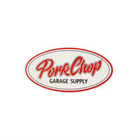 PORKCHOP OVAL STICKER