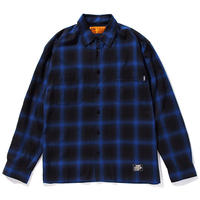 L/S OLDIES CHECK SHIRT
