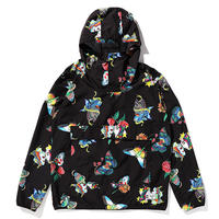 【xHerschel Supply xLOVE EAR ART】ANORAK JACKET