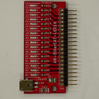 EtherCATモジュール用LEDx16ボード
