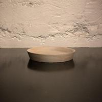 wood saucer B