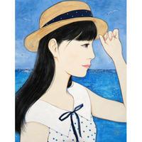 寒河江智果「久しぶりの海~ロング~」