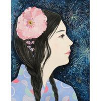 寒河江智果「あの日見た花火も」