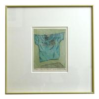 額装版画(Tシャツ)木原いづみ  作