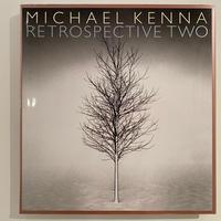 【超レア初版サイン本1冊のみ】MICHAEL KENNA   『Retorospective Two』